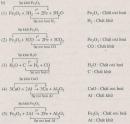 Bài 33.2 Trang 47 Sách bài tập (SBT) Hóa học 8