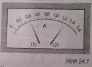 Bài 24.2 trang 56 Sách bài tập (SBT) Vật lí 7