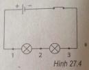 Bài 27.4 trang 68 Sách bài tập (SBT) Vật lí 7