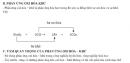 Bài 33.1 Trang 46 Sách bài tập (SBT) Hóa học 8