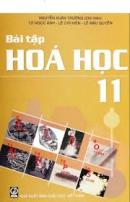Bài tập 1.27 trang 7 sách bài tập(SBT) hóa học 11