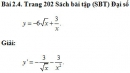 Bài 2.4 trang 202 Sách bài tập (SBT) Đại số và giải tích 11