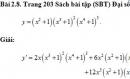 Bài 2.8 trang 203 Sách bài tập (SBT) Đại số và giải tích 11