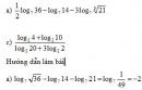 Bài 2.13 trang 108 Sách bài tập (SBT) Giải tích 12