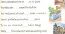 B. Vocabulary and Grammar – trang 4  Unit 7 Sách bài tập (SBT) Tiếng Anh 8 mới