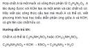 Bài 3.17 trang 19 sách bài tập (SBT) Hóa học 12