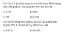 Bài 6.5, 6.6, 6.7 trang 55 sách bài tập (SBT) Hóa học 12