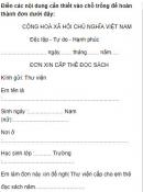 Tập làm văn - Tuần 1 trang 5 Vở bài tập (VBT) Tiếng Việt 3 tập 1