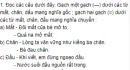 Luyện từ và câu - Từ nhiều nghĩa trang 41, 42 Vở bài tập (VBT) Tiếng Việt lớp 5 tập 1