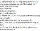 Luyện từ và câu - Luyện tập về từ nhiều nghĩa trang 45, 46 Vở bài tập (SBT) Tiếng Việt lớp 5 tập 1