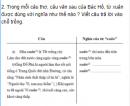 Luyện từ và câu - Luyện tập về từ nhiều nghĩa trang 52, 53 Vở bài tập (VBT) Tiếng Việt lớp 5 tập 1