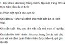 Luyện từ và câu - Mở rộng vốn từ : Bảo vệ môi trường trang 81, 82 Vở bài tập (VBT) Tiếng Việt lớp 5 tập 1