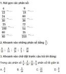Câu 1, 2, 3 trang 20 Vở bài tập (VBT) Toán 4 tập 2
