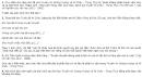 Soạn bài Truyện An Dương Vương và Mị Châu - Trọng Thủy SBT Ngữ văn 10 tập 1