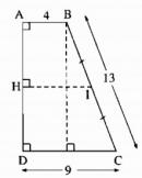 Câu 39 trang 162 Sách bài tập (SBT) Toán 9 Tập 1