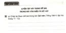 Tập làm văn : Luyện tập xây dựng kết bài trong bài văn miêu tả đồ vật trang 6 Vở bài tập (VBT) Tiếng Việt lớp 4 tập 2