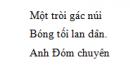 Luyện từ và câu - Tuần 19 Trang 2 Vở bài tập (VBT) Tiếng Việt 3 tập 2