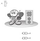 Câu 1, 2, 3, 4 vở bài tập toán 2 tập 2 Trang 49