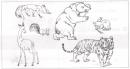 Luyện từ và câu - Tuần 24 trang 23 Vở bài tập Tiếng Việt lớp 2 tập 2