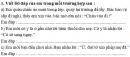 Tập làm văn - Tuần 26 trang 33 Vở bài tập (VBT) Tiếng Việt 2 tập 2