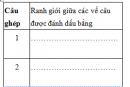 Luyện từ và câu - Cách nối các vế câu ghép trang 5, 6, 7 Vở bài tập (VBT) Tiếng Việt 5 tập 2