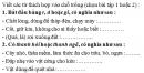 Chính tả - Tuần 31 trang 58 Vở bài tập (VBT) Tiếng Việt 2 tập 2
