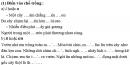 Chính tả - Tuần 32 trang 61 Vở bài tập (VBT) Tiếng Việt 2 tập 2
