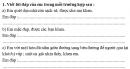 Tập làm văn - Tuần 31 trang 58 Vở bài tập (VBT) Tiếng Việt 2 tập 2