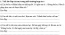 Tập làm văn - Tuần 33 trang 65 Vở bài tập (VBT) Tiếng Việt 2 tập 2
