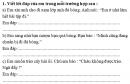 Tiết 6 - Tuần 35 trang 74 Vở bài tập (VBT) Tiếng Việt 2 tập 2