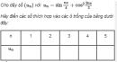 Câu 3.9 trang 86 sách bài tập Đại số và Giải tích 11 Nâng cao