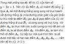 Câu 3.14 trang 87 sách bài tập Đại số và Giải tích 11 Nâng cao