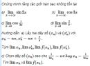Câu 4.39 trang 140 sách bài tập Đại số và Giải tích 11 Nâng cao
