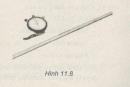 Câu 11.9 trang 63 sách bài tập Vật lí 12 Nâng cao