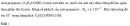 Bài 1.20 trang 6 Sách bài tập (SBT) Hóa học 11 Nâng cao