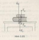 Bài 3.2 trang 34 Sách bài tập Vật lí 10 Nâng cao
