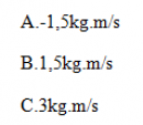 Bài 4.2 trang 46 Sách bài tập Vật lí 10 Nâng cao