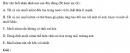 Bài 2.29 trang 17 Sách bài tập (SBT) Hóa học 11 Nâng cao
