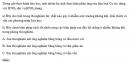 Bài 2.38 trang 19 Sách bài tập (SBT) Hóa học 11 Nâng cao