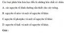 Bài 2.52 trang 22 Sách bài tập (SBT) Hóa học 11 Nâng cao
