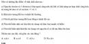 Bài 2.7* trang 13 Sách bài tập (SBT) Hóa học 11 Nâng cao