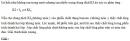 Bài 4.30 trang 35 Sách bài tập (SBT) Hóa học 11 Nâng cao