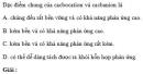 Bài 4.50 trang 40 Sách bài tập (SBT) Hóa học 11 Nâng cao