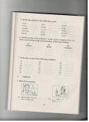 C. Families - Unit 3 trang 29 sách bài tập (SBT) Tiếng Anh 6