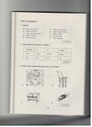 Test yourself - Unit 3 trang 39 sách bài tập (SBT) Tiếng Anh 6