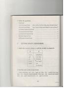 C. Getting ready for school - Unit 4 trang 50 sách bài tập tiếng Anh 6