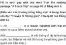 Câu 9 Unit 10 Trang 103 Sách bài tập (SBT) Tiếng Anh 9