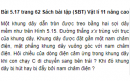 Bài 5.17 trang 62 Sách bài tập (SBT) Vật lí 11 Nâng cao