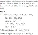 Bài 9.7 trang 82 Sách bài tập (SBT) Hóa 12 Nâng cao