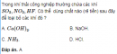 Bài 9.18 trang 84 Sách bài tập (SBT) Hóa 12 Nâng cao